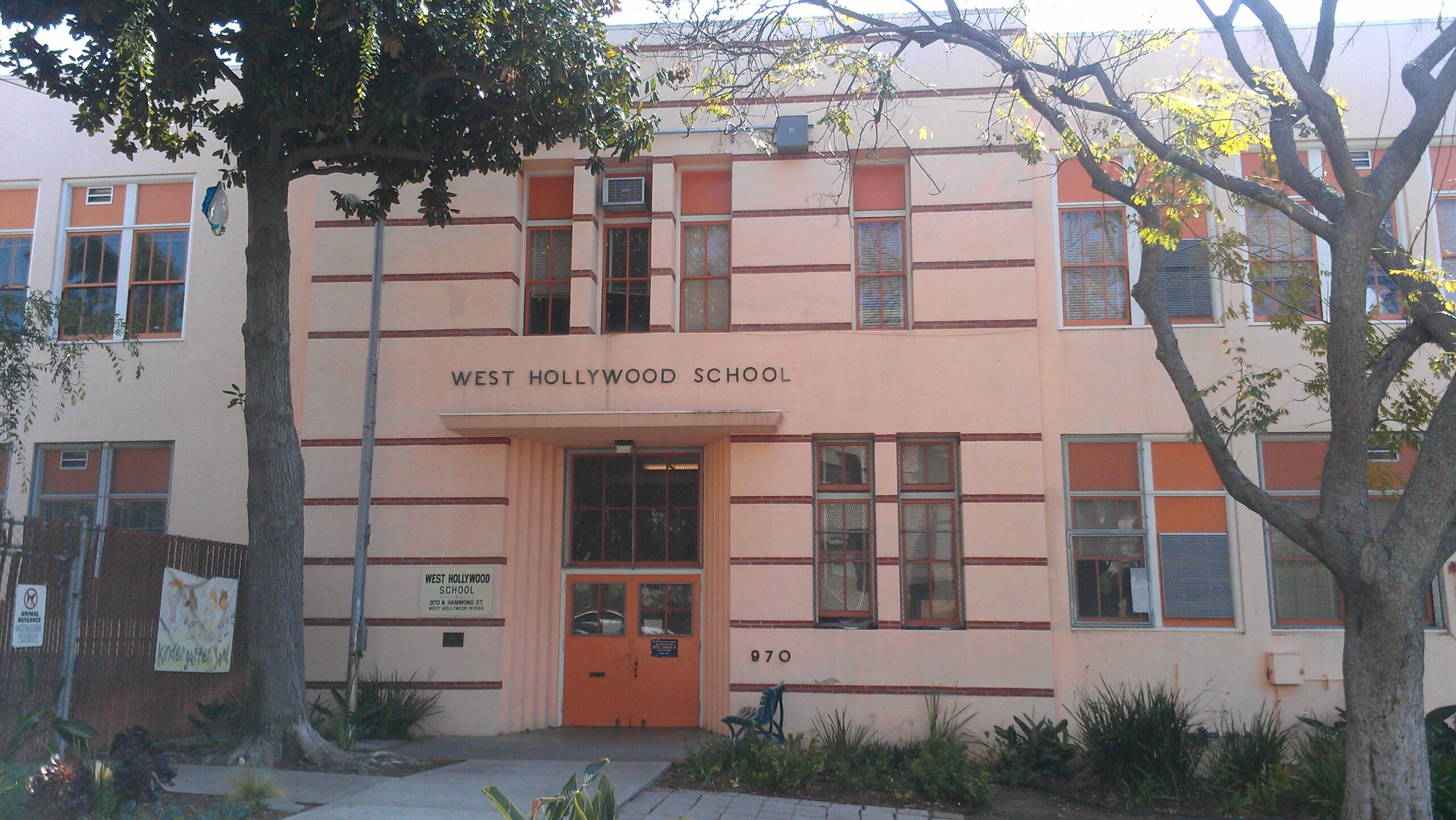 West Hollywood Elementary School
