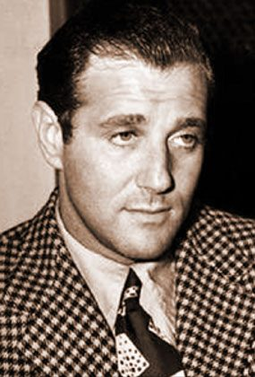 HOLLYWOOD MOB: The 1947 assassination of Bugsy Siegel (above) ignited a war for control of the millions generated by illegal gambling on the Strip. Attacks by the Jack Dragna mob on Siegel's successor, Mickey Cohen, outraged the public and signaled the end of high-stakes  gambling on the Strip.