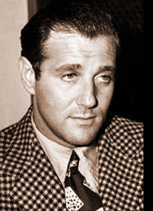 HOLLYWOOD MOB The 1947 assassination of Bugsy Siegel (above) ignited a war for control of the millions generated by illegal gambling on the Strip. Attacks by the Jack Dragna mob on Siegel's successor, Mickey Cohen, outraged the public and signaled the end of high-stakes  gambling on the Strip.