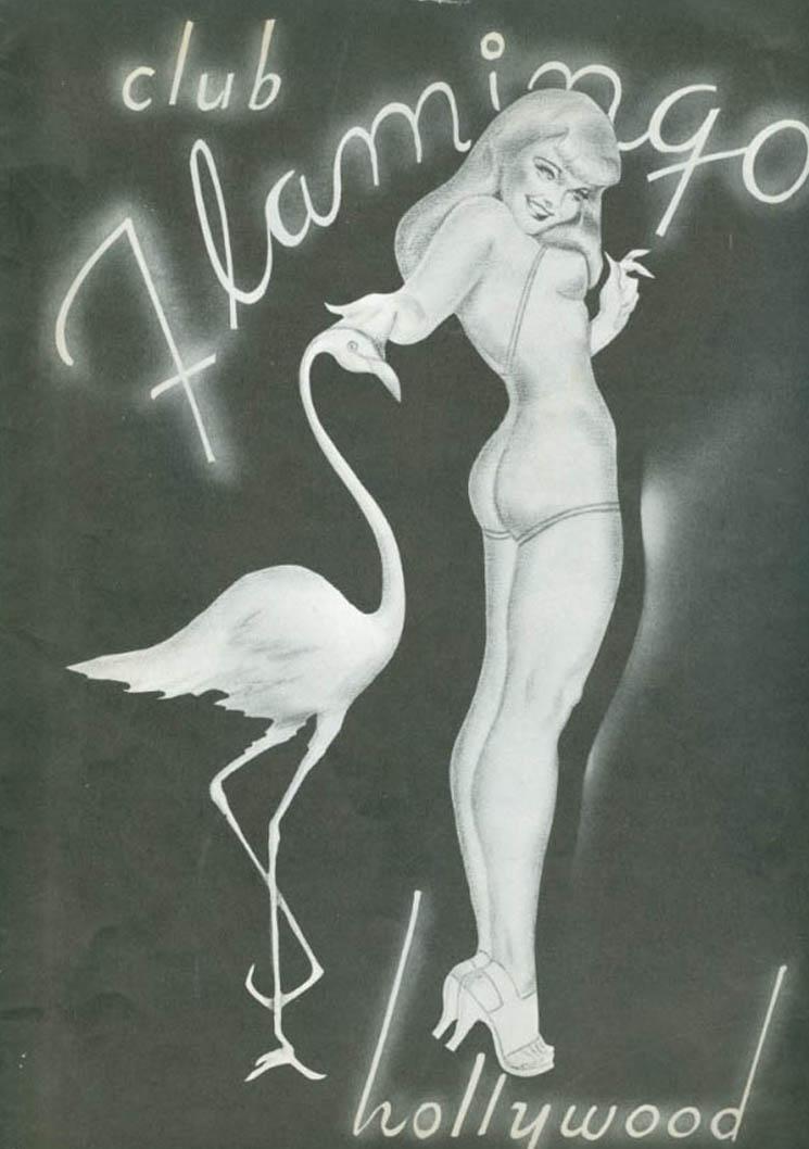 1.Club Flamingo Cover 1947